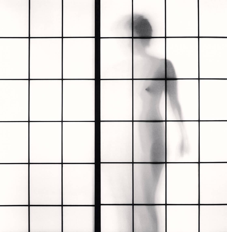 Ayako, Study 3, Japan. 2010 - Michael Kenna at Kostuik Gallery