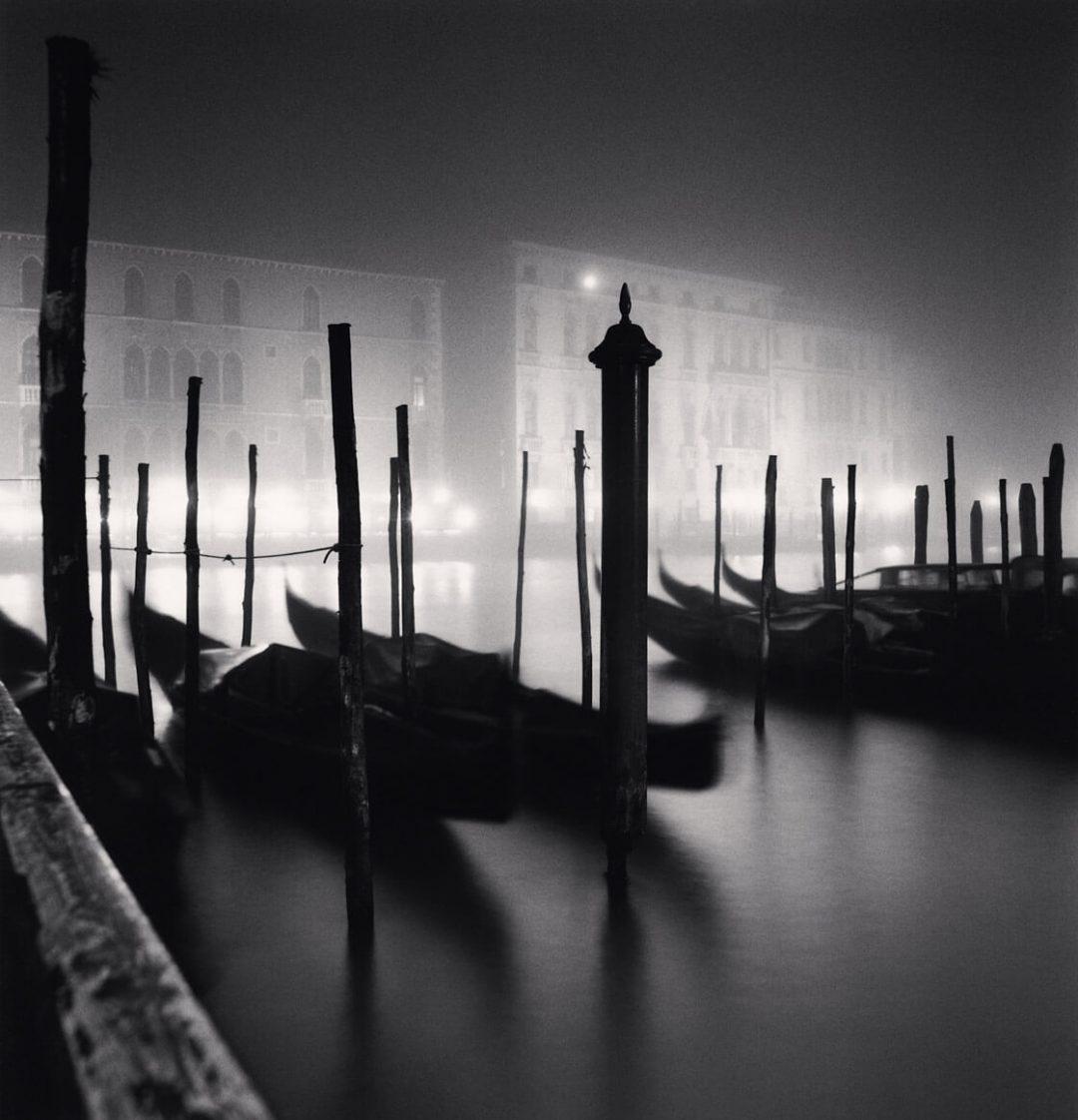 Campo San Vio Viewpoint, Grand Canal, Venice, Italy - Michael Kenna