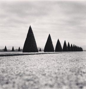 Eighteen Hedges, Versailles, France