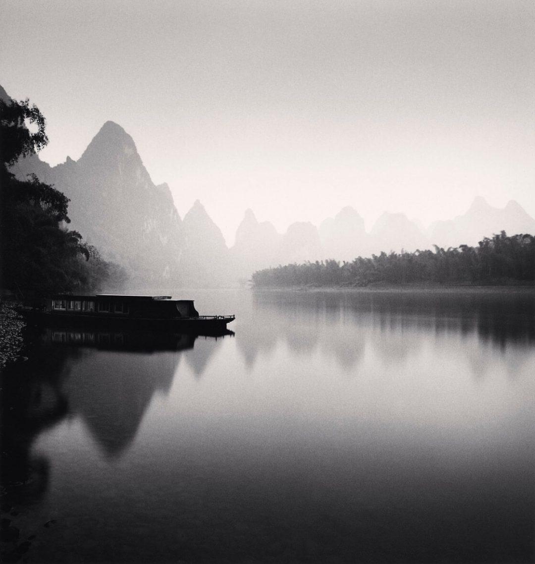 Lijiang River, Study 4, Guilin, China - Michael Kenna