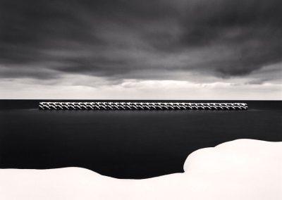 Winter Seascape, Wakkanai, Hokkaido, Japan