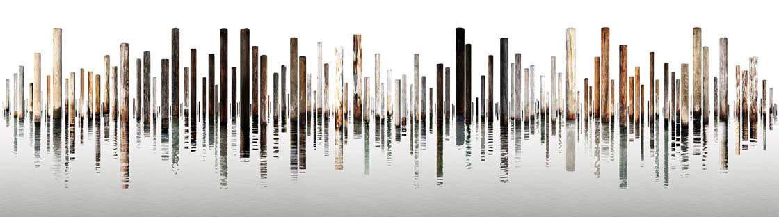 'Laguna 4, Italy' - Georg Kuettinger at Kostuik Gallery