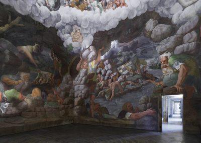 Palazzo del Te, Mantua, Italy, 2016