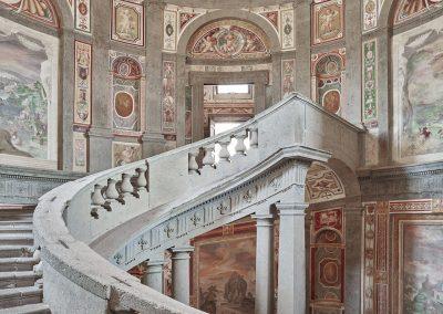 Villa Farnese, Caprarola, Italy, 2016