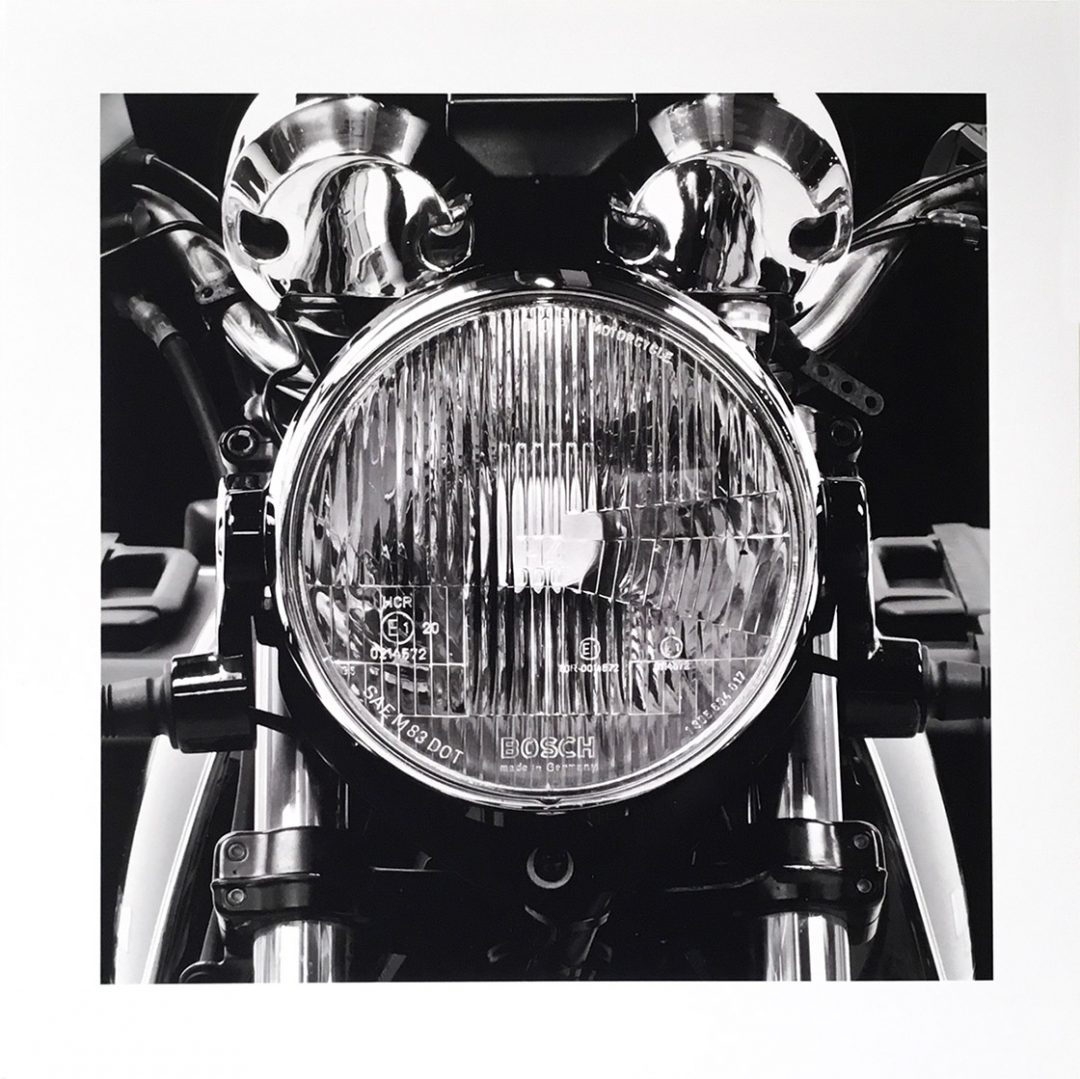 My 1000 CC Airhead 1995 R100R, 2011 - James Lahey