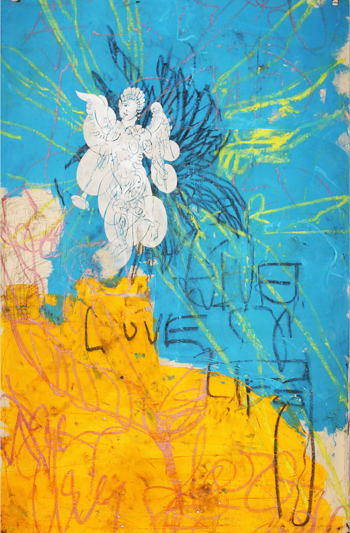 'Peace Portal 3' - James Verbicky at Kostuik Gallery