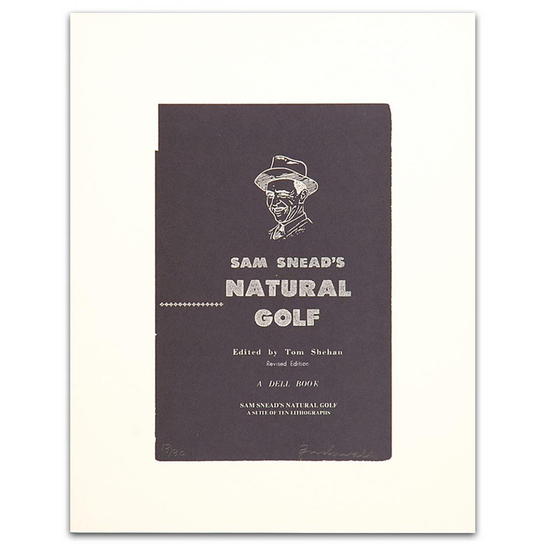 'Sam Sneads Natural Golf , 2000' - Bill McCarroll