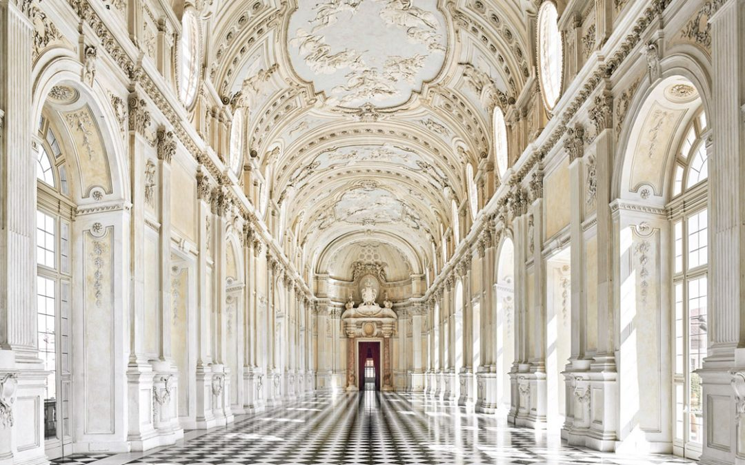Inside and Outside: Architectural Images from Italy and France