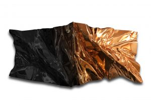Mantle (Black and Copper)