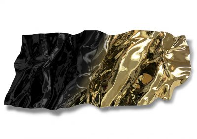 Mantle (Black and Gold)
