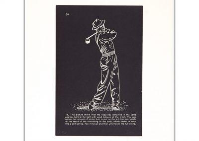 Golf Lesson pg.54