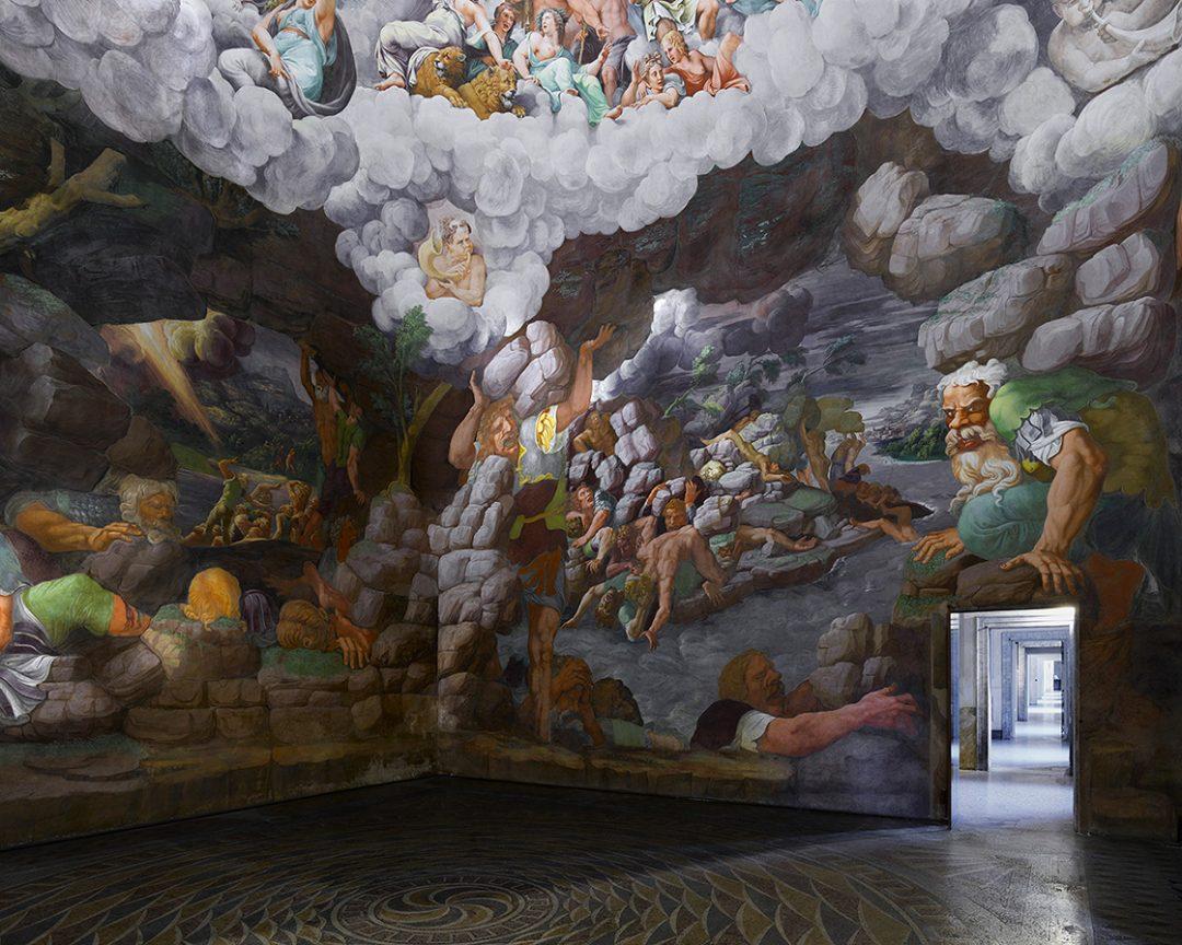 'Palazzo del Te, Mantua, Italy' - David Burdeny