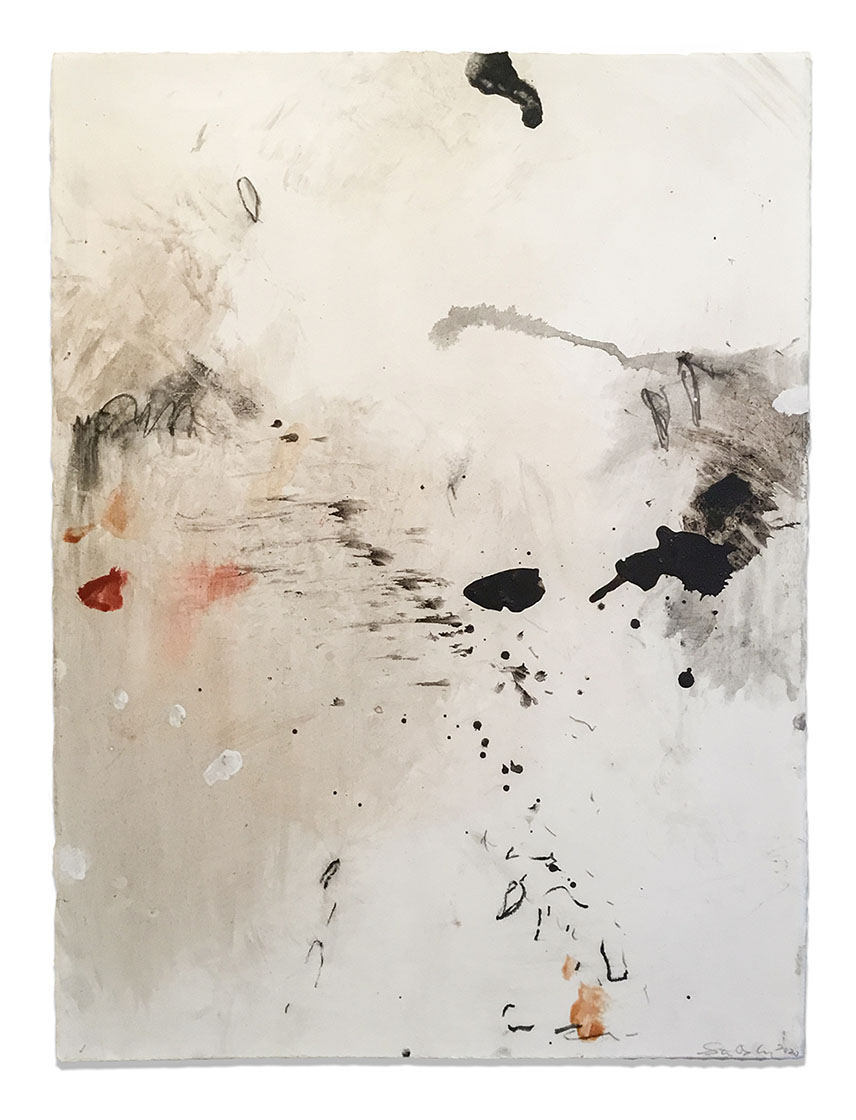 Stu Oxley- Drawings 13, 2020