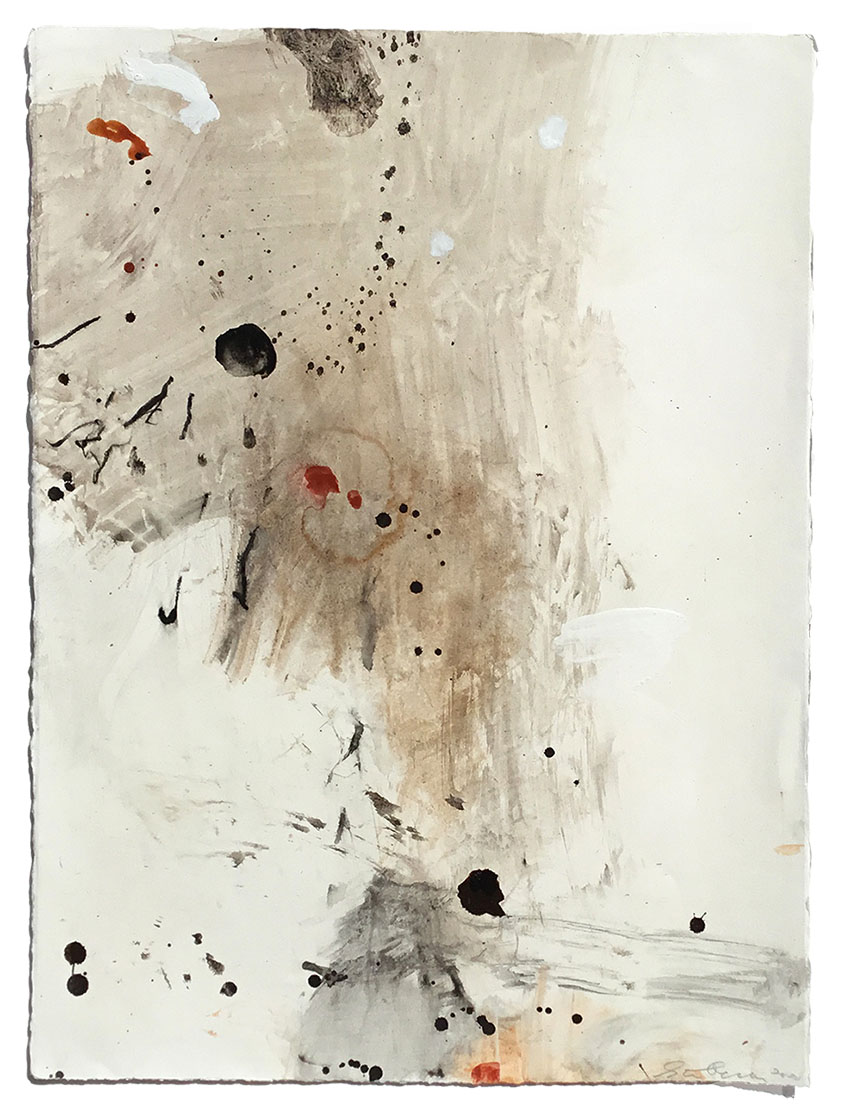 Stu Oxley- Drawings 14, 2020