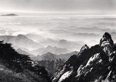 Huangshan Mountains, Study 51, Anhui, China